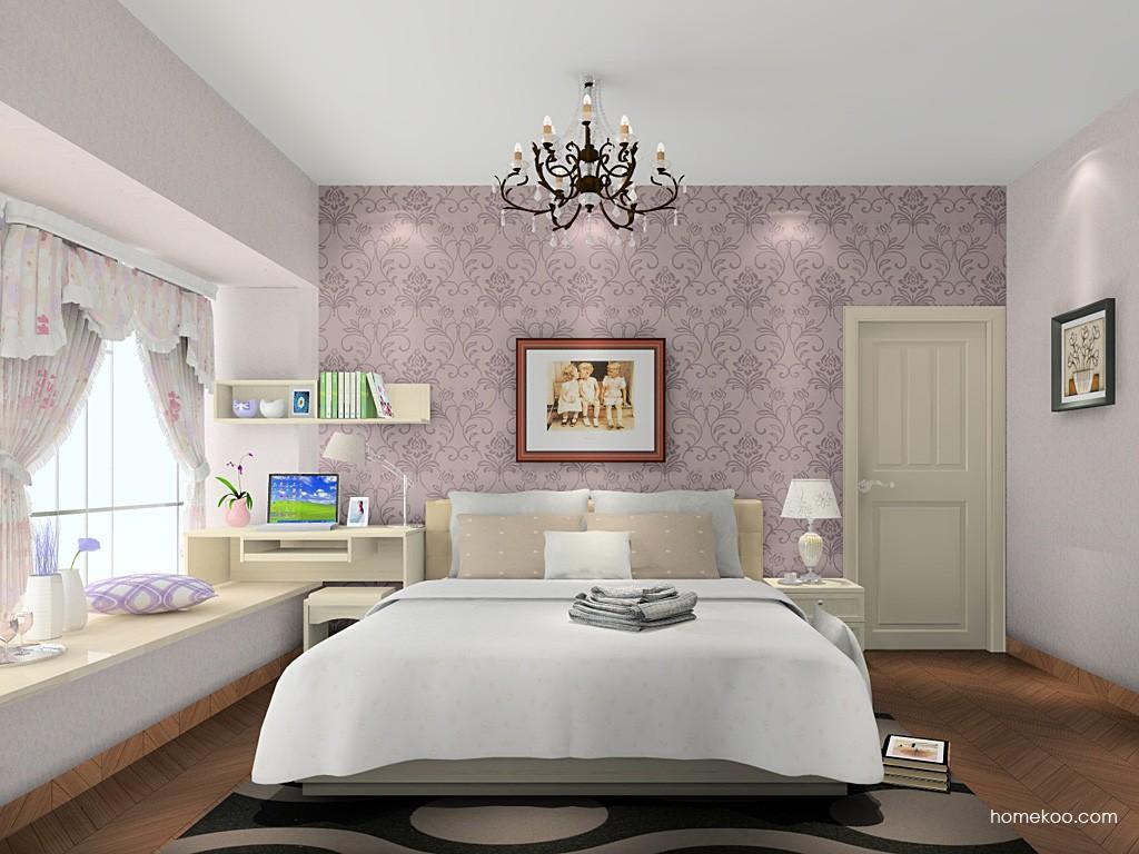 英伦印象卧房家具A15261