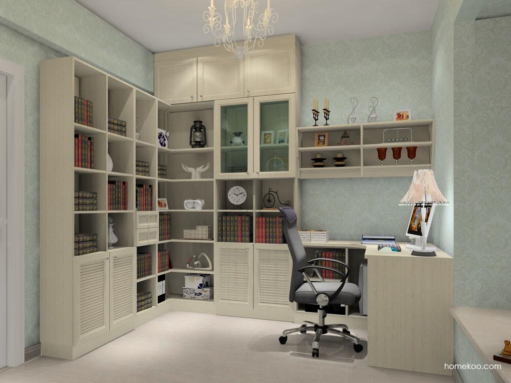 英伦印象书房家具C15170