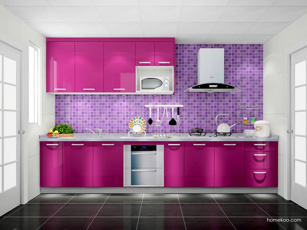 紫晶魅影橱柜F14234
