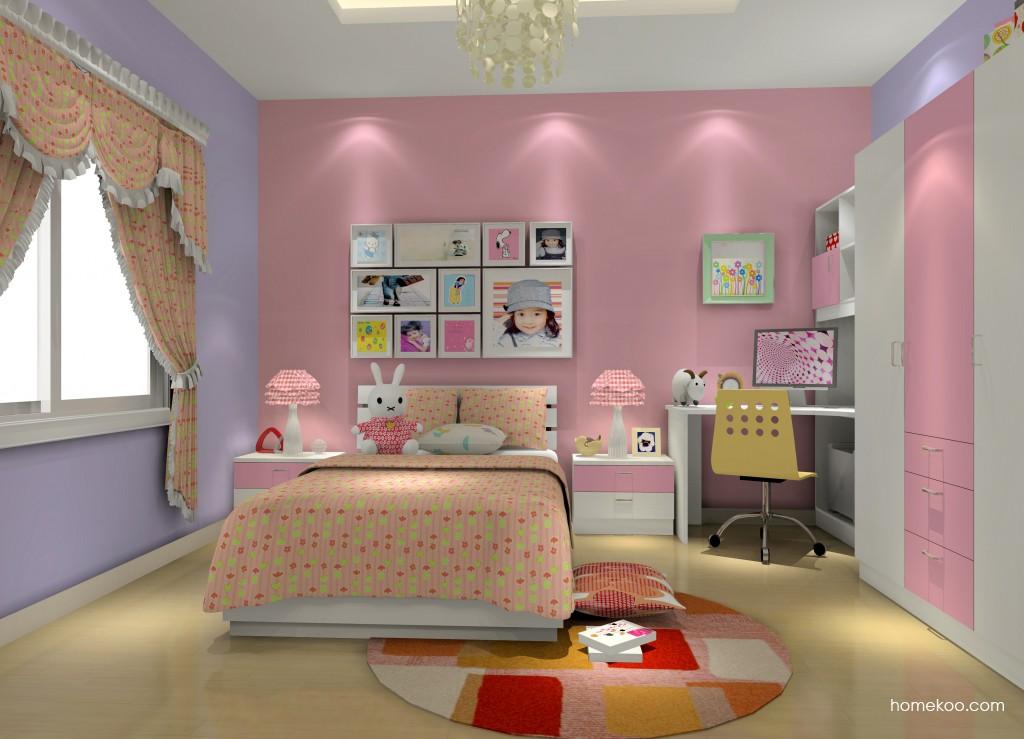 女孩的梦青少年房B15257