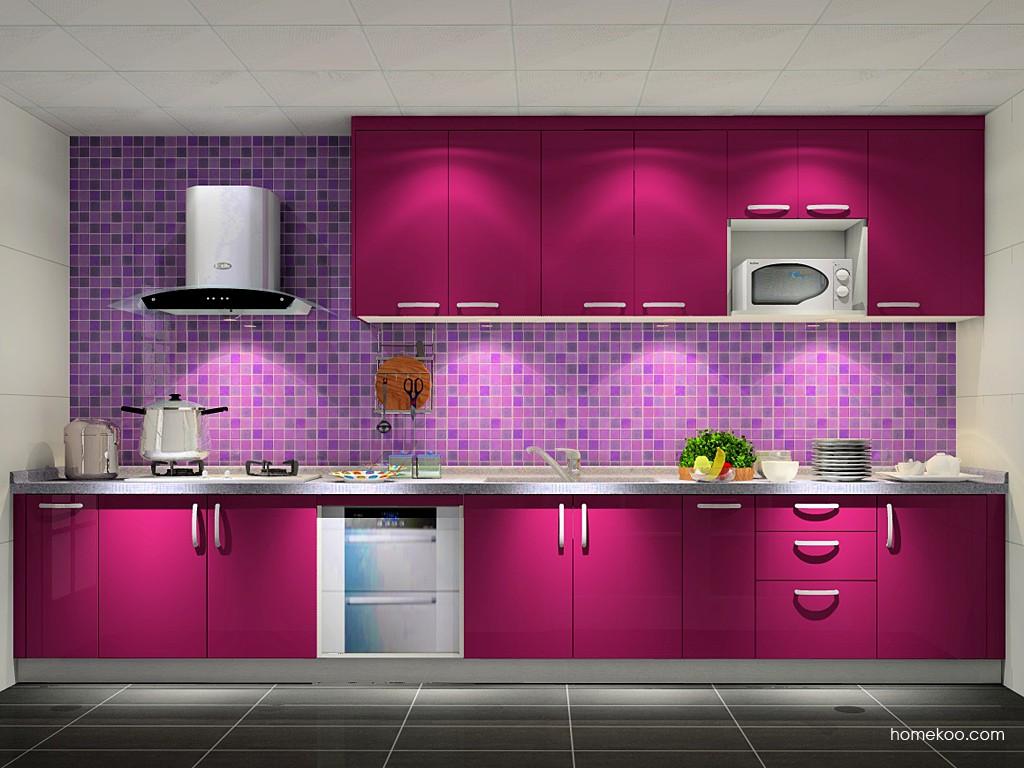 紫晶魅影橱柜F14263