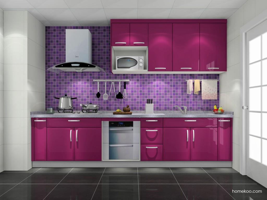 紫晶魅影橱柜F14264