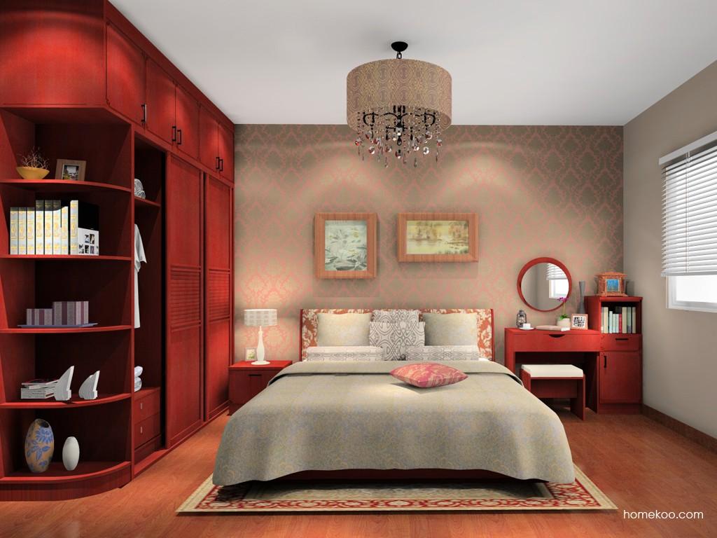 中国韵卧房家具A15298