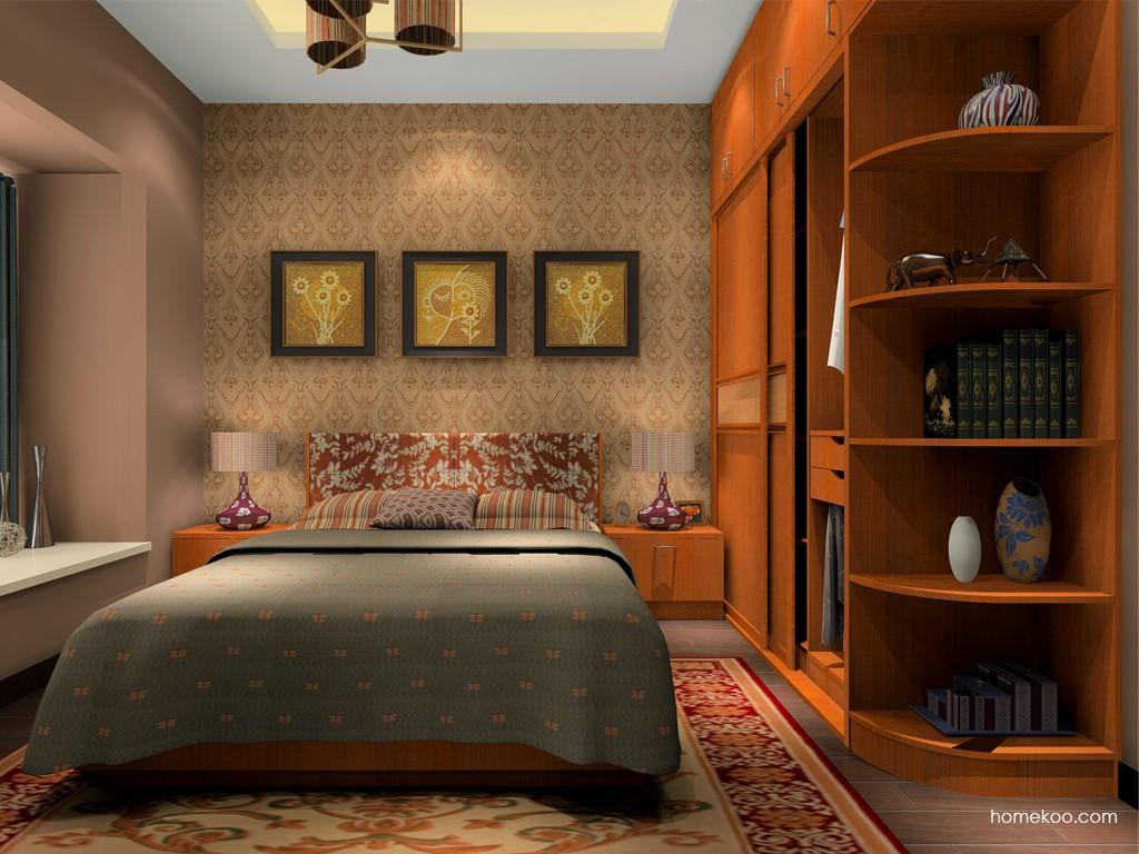 芭堤雅卧房家具A15317
