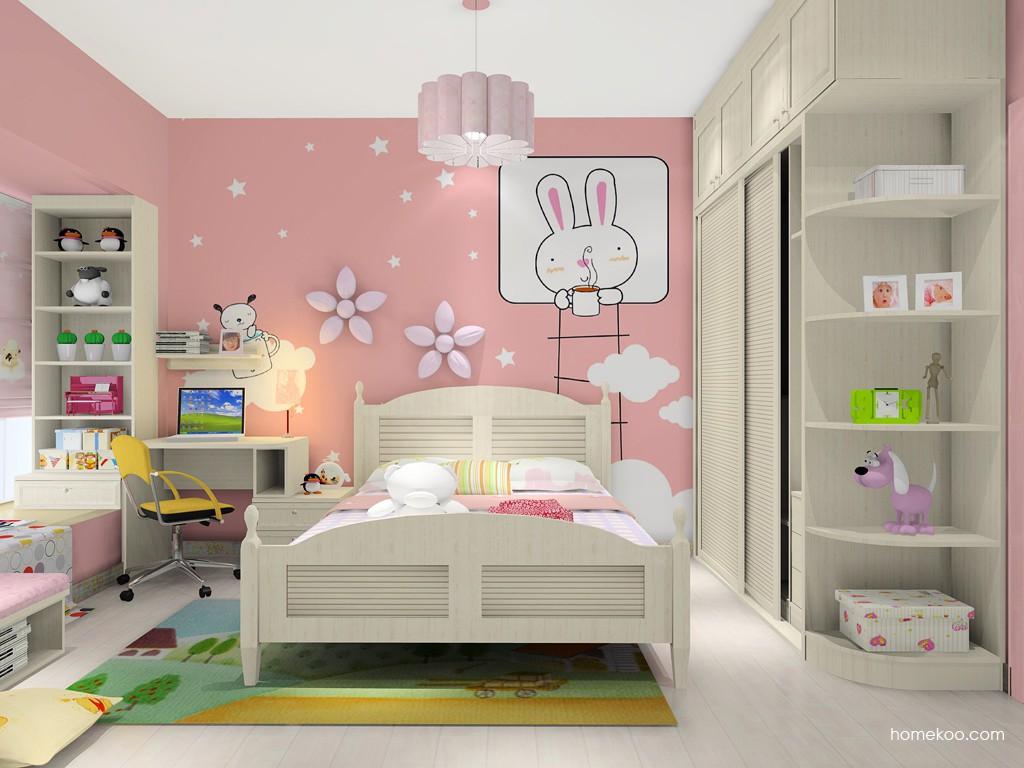 女孩的梦青少年房B15299
