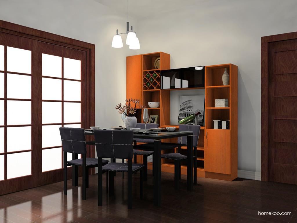 芭堤雅餐厅家具E11245