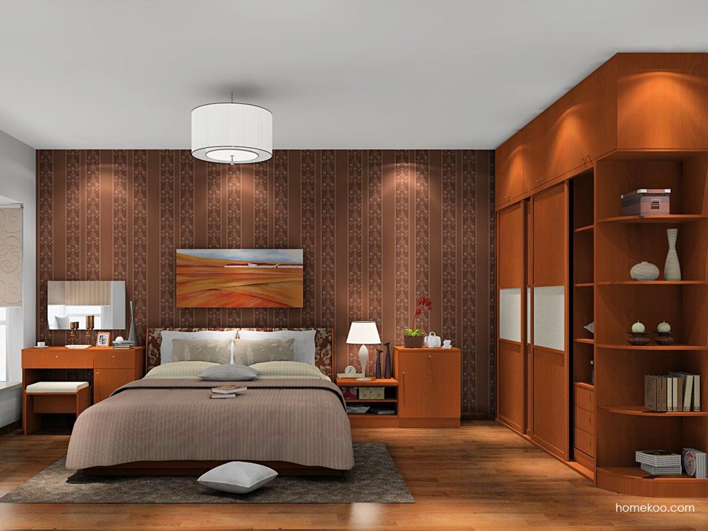 加州梦卧房家具A15335