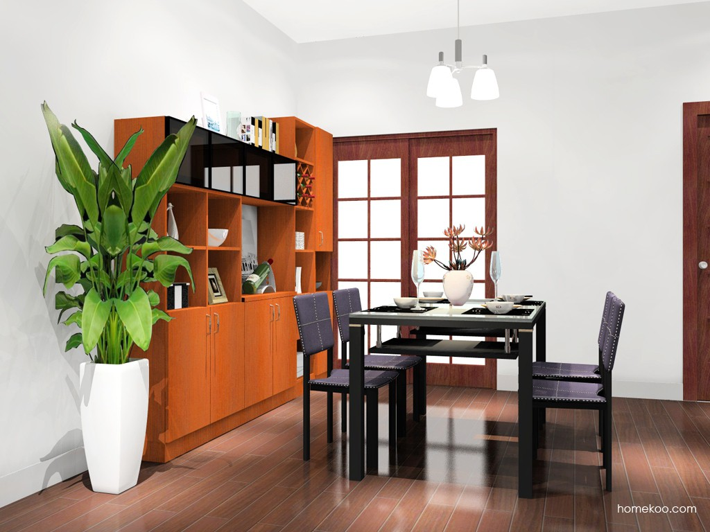 芭堤雅餐厅家具E11264