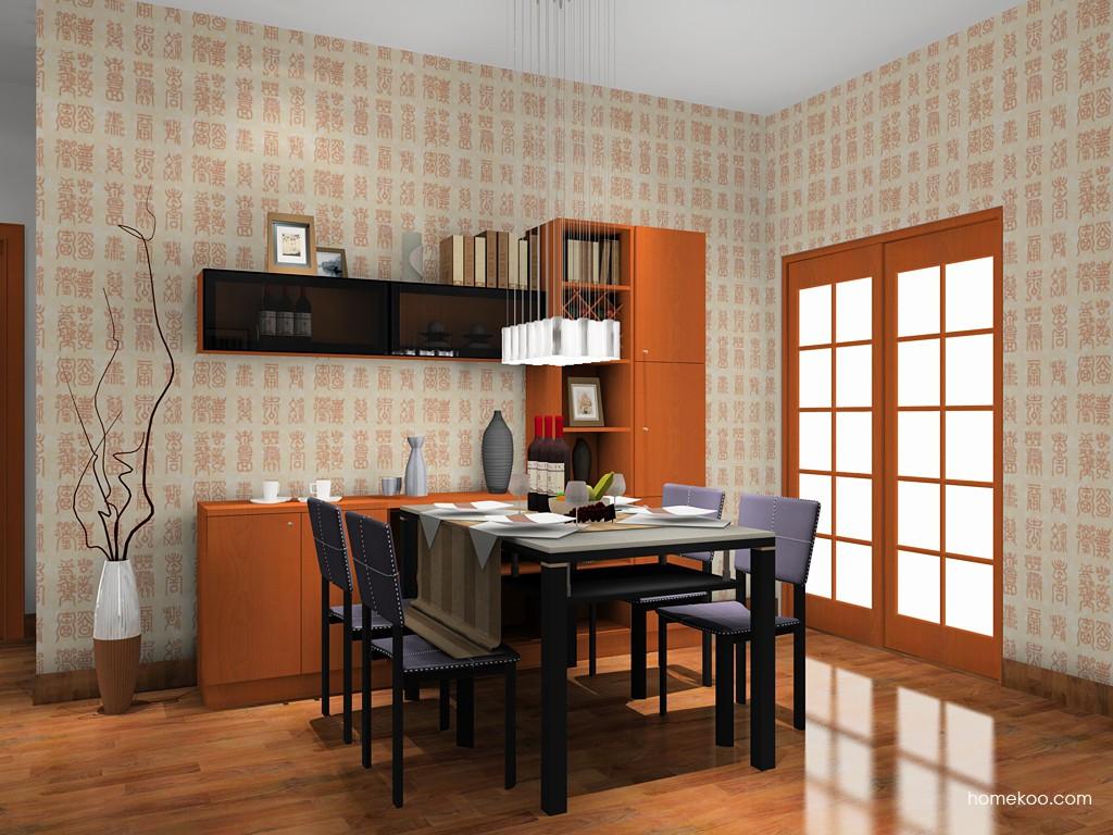 加州梦餐厅家具E11267