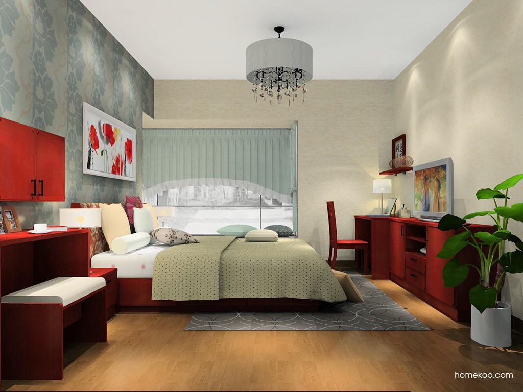 中国韵卧房家具A15360