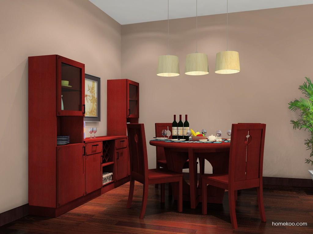中国韵餐厅家具E11271