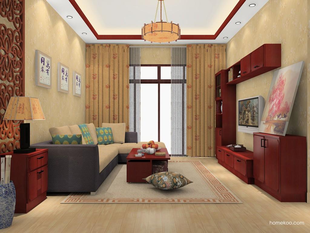 中国韵客厅家具D14306