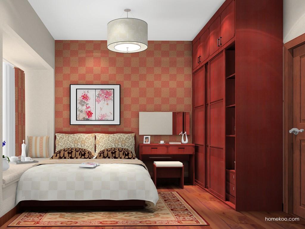 中国韵卧房家具A15376