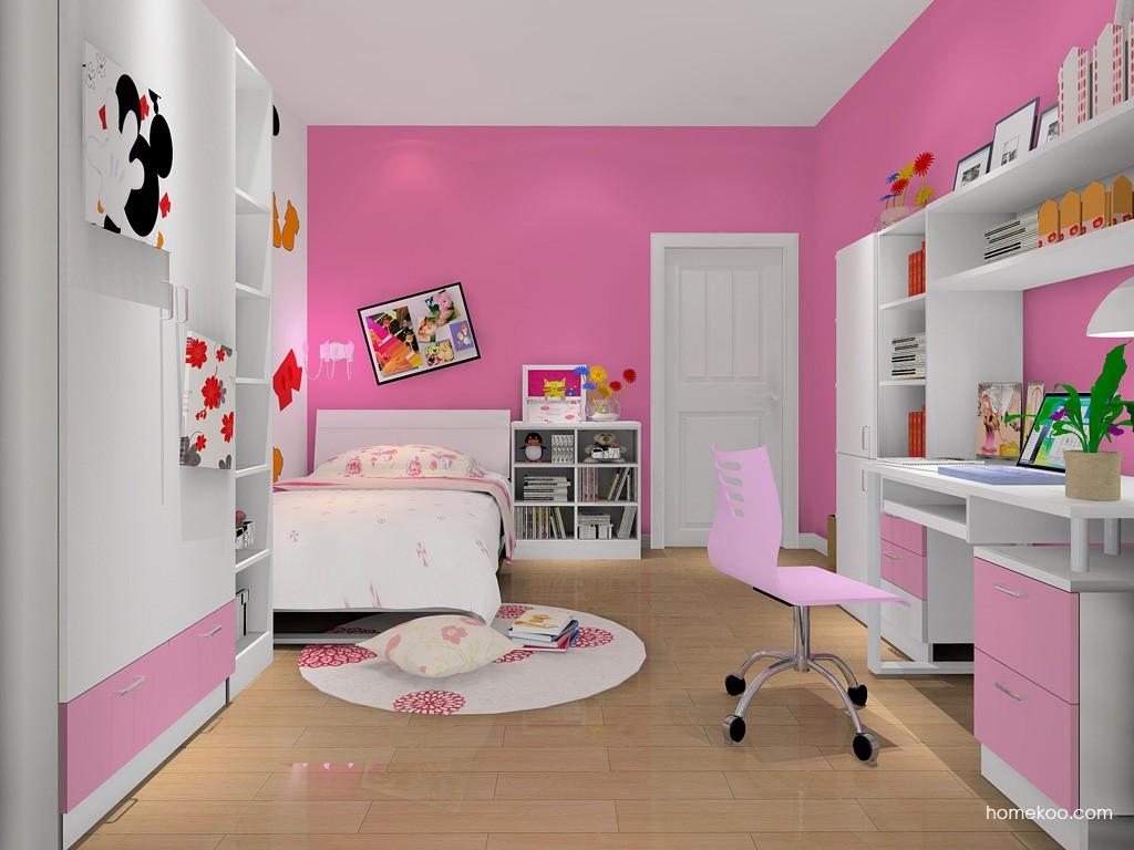 女孩的梦青少年房B15330