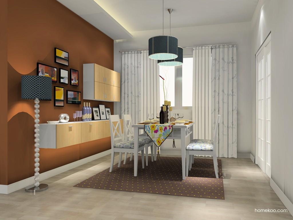新实用主义餐厅家具E11288