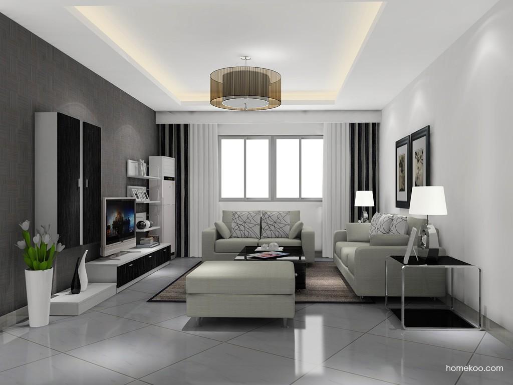 简约主义客厅家具D14314