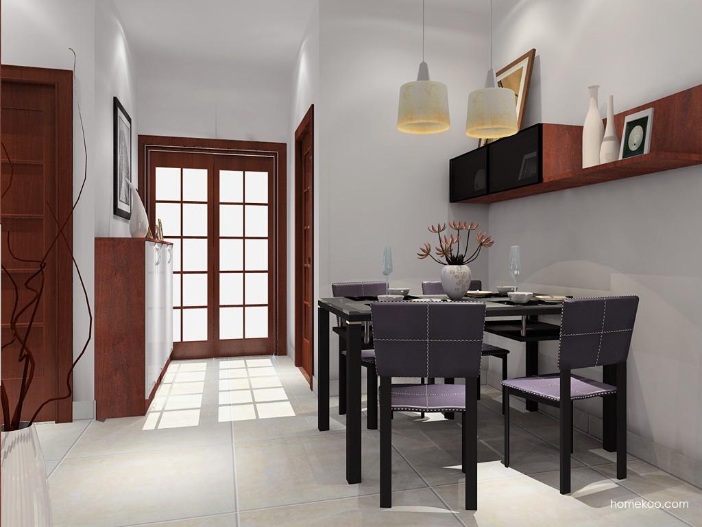 挪威月色餐厅家具E11293