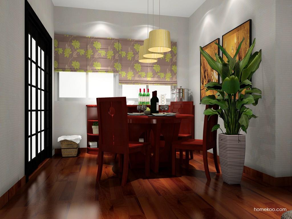 中国韵餐厅家具E11296