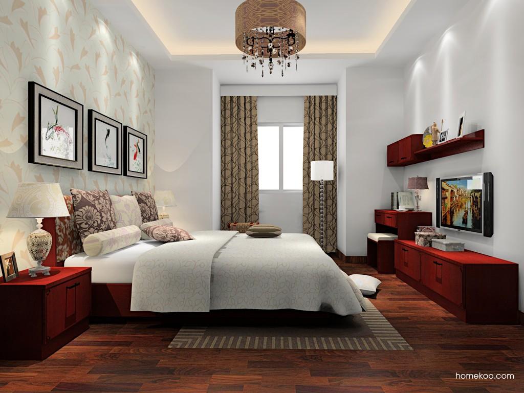 中国韵卧房家具A15405