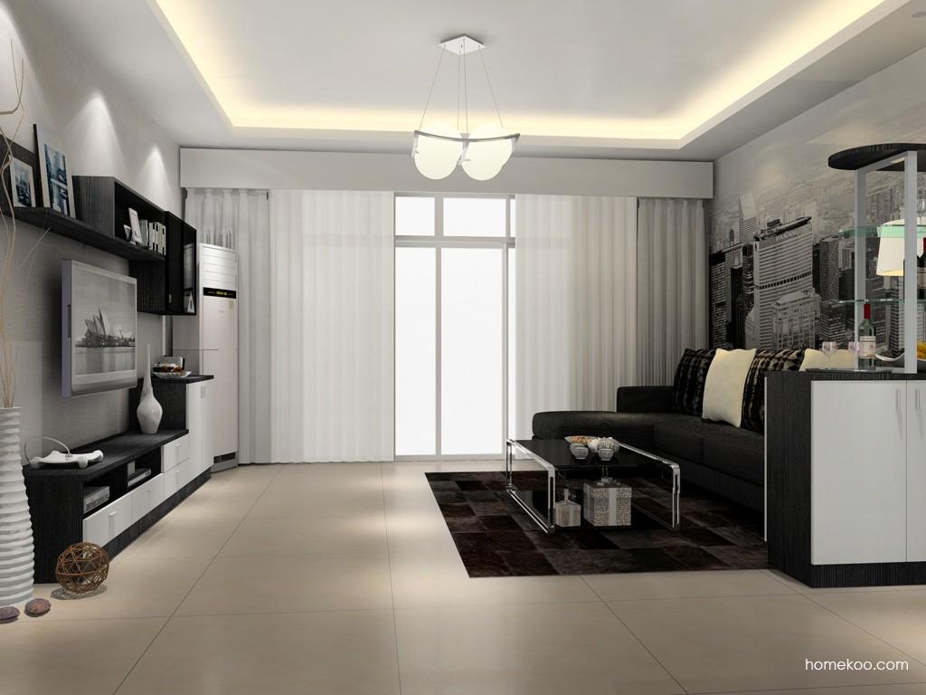 简约主义客厅家具D14326