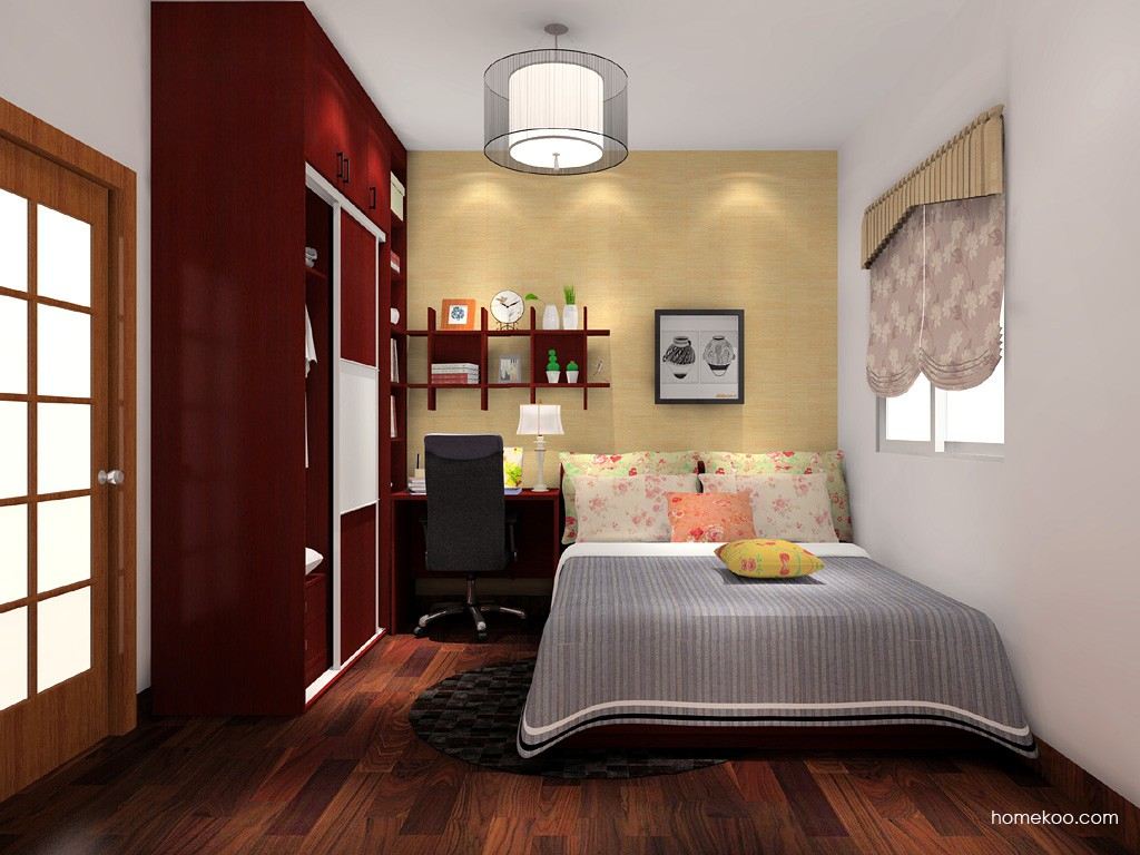 中国韵卧房家具A15406