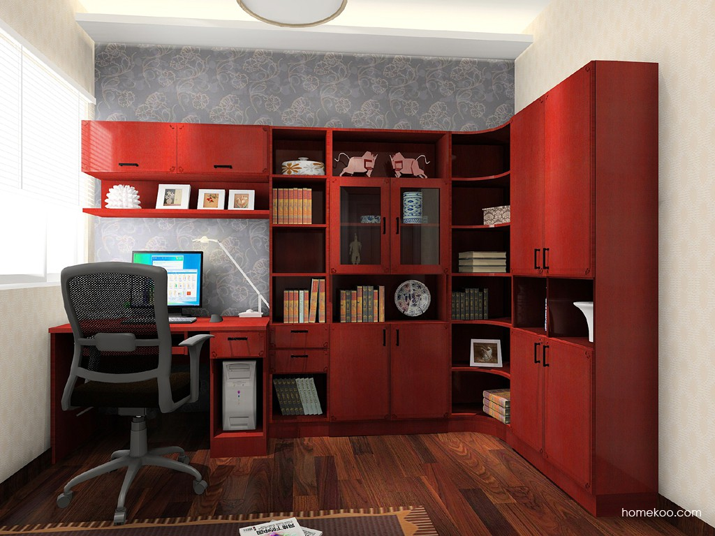 书房家具C15238