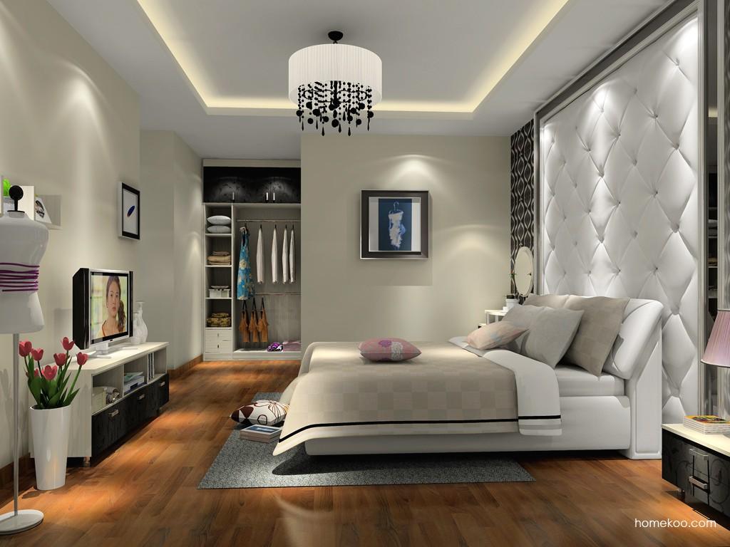 米兰剪影卧房家具A15433