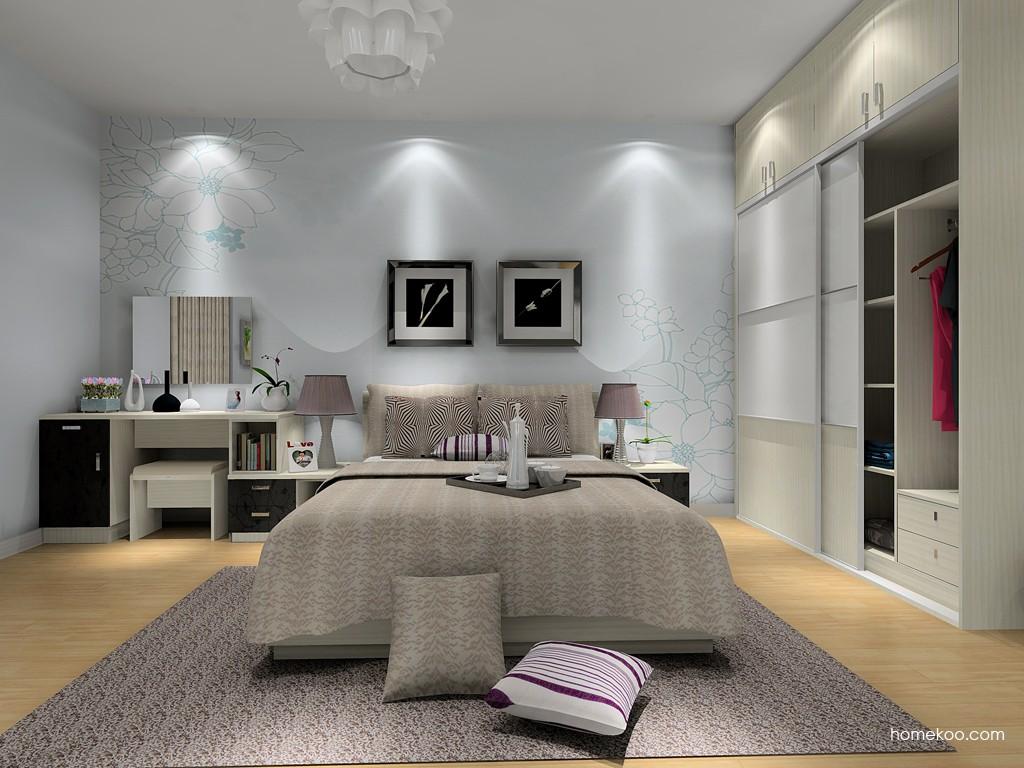 米兰剪影卧房家具A15434