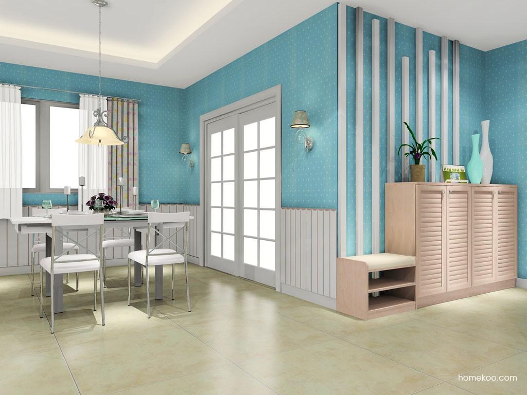 北欧阳光餐厅家具E11317