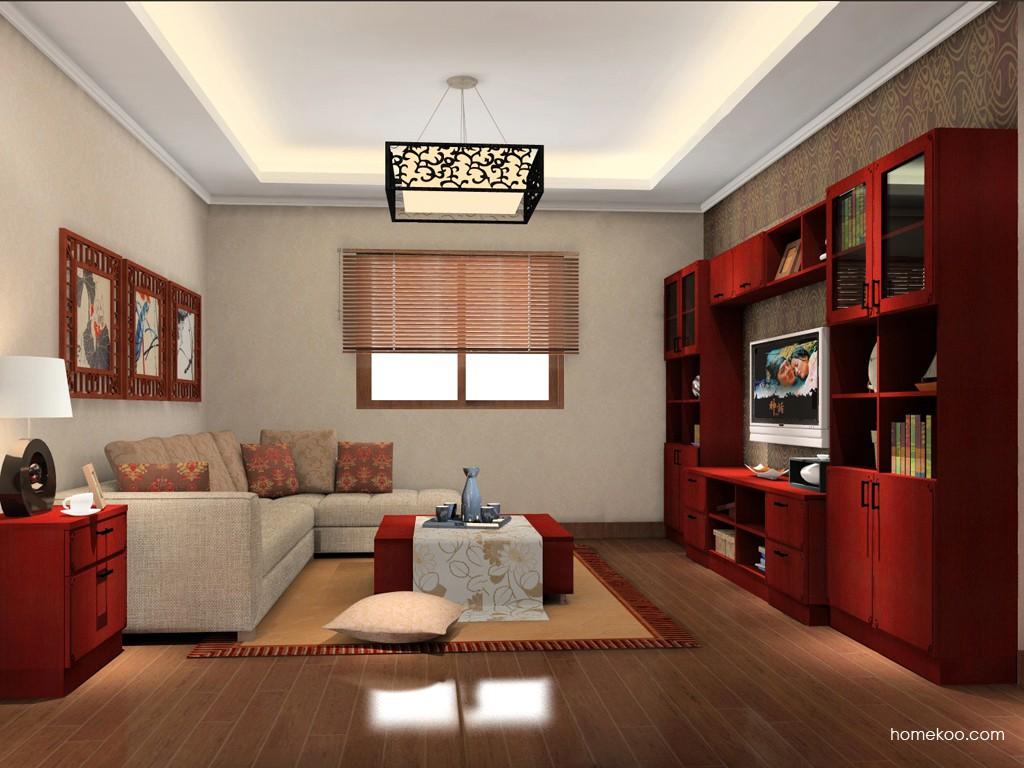 中国韵客厅家具D14344