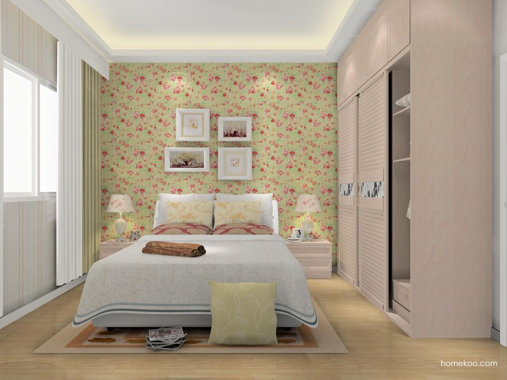 北欧阳光卧房家具A15449