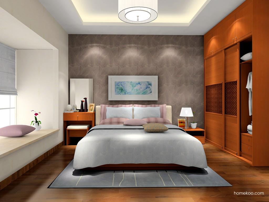 加州梦卧房家具A15451