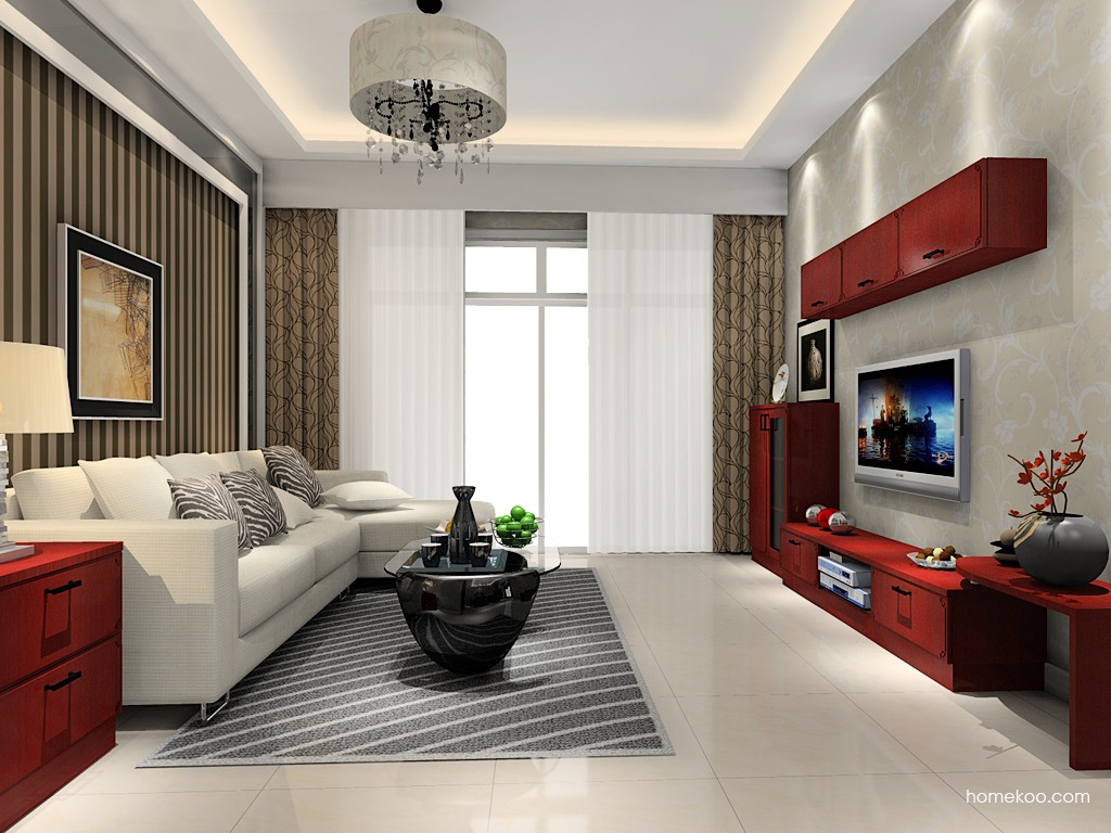 中国韵客厅家具D14352