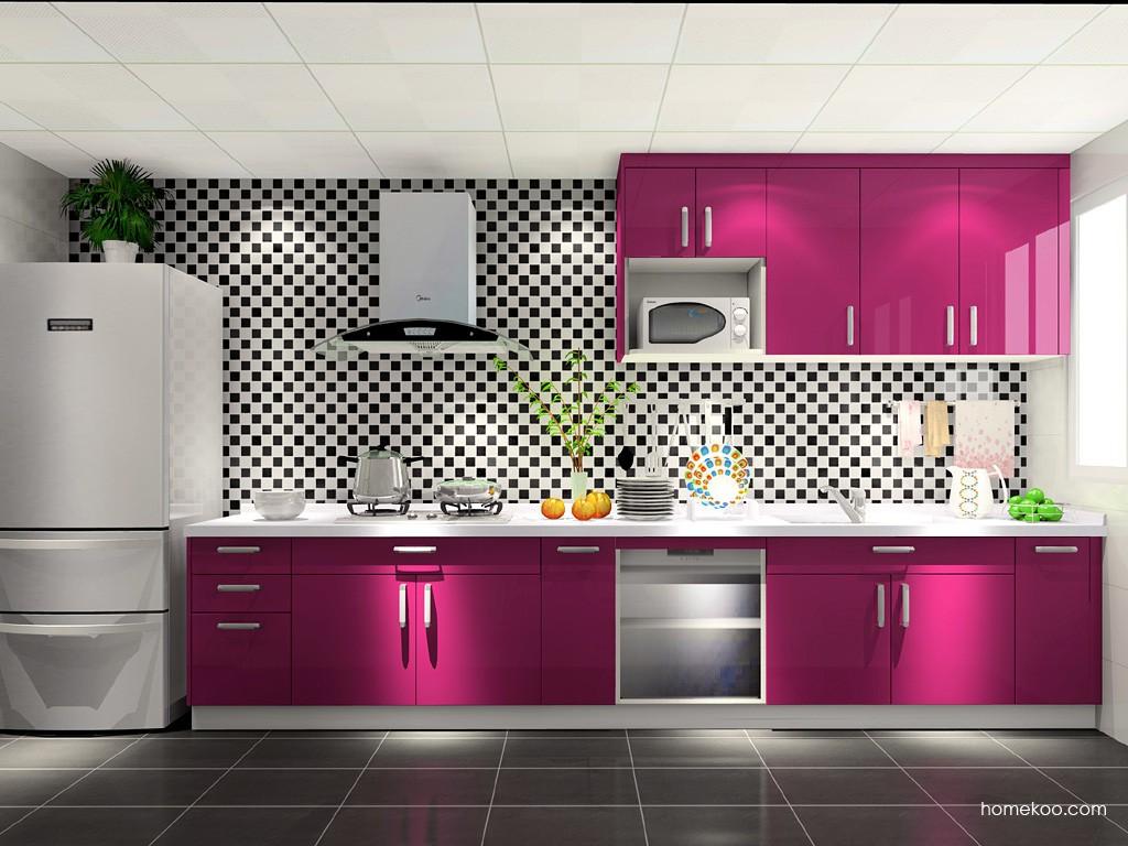 紫晶魅影橱柜F14350