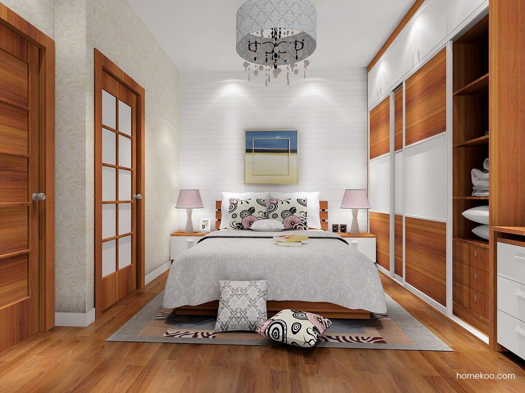新实用主义卧房家具A15459