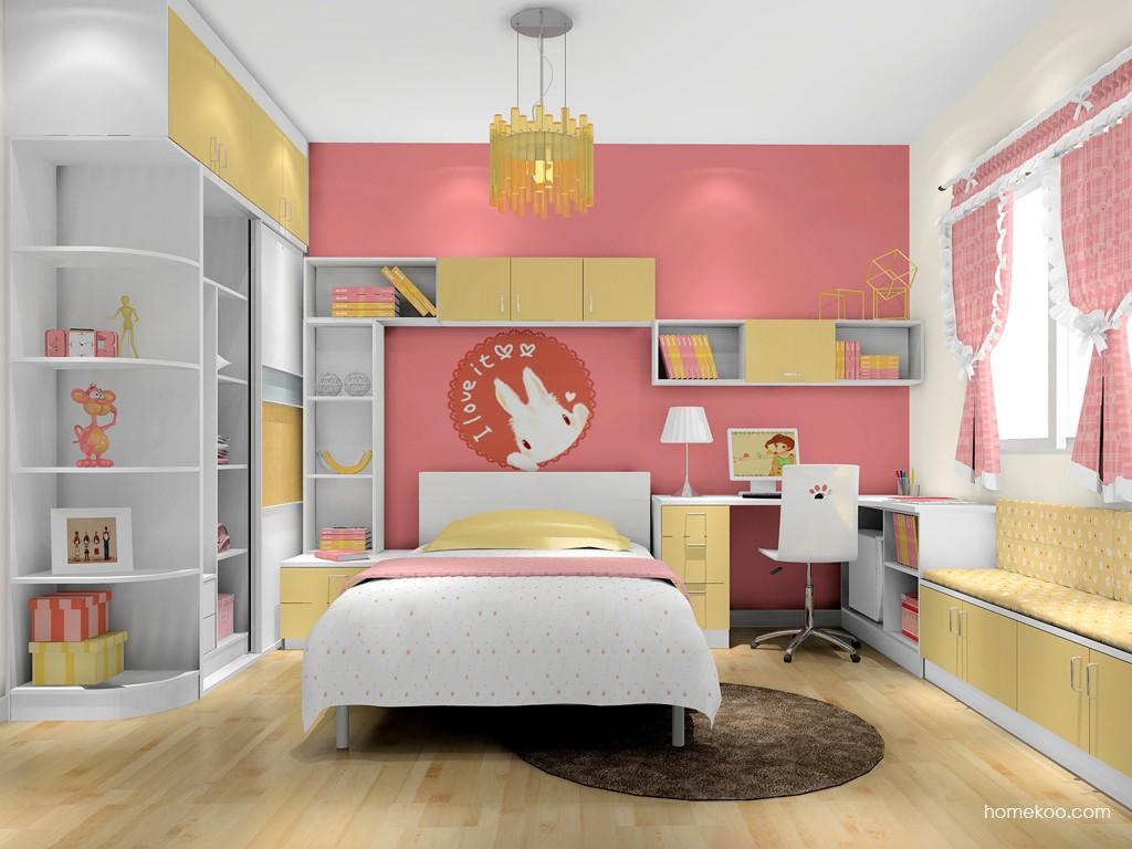 女孩的梦青少年房B15397