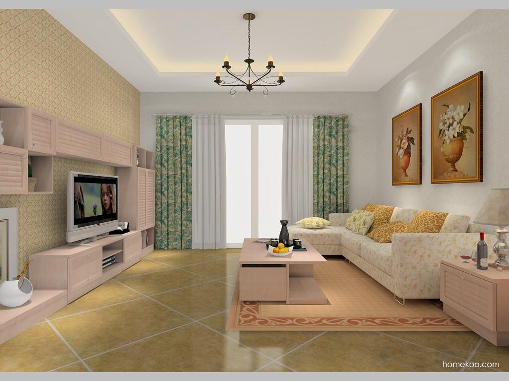 北欧阳光客厅家具D14379