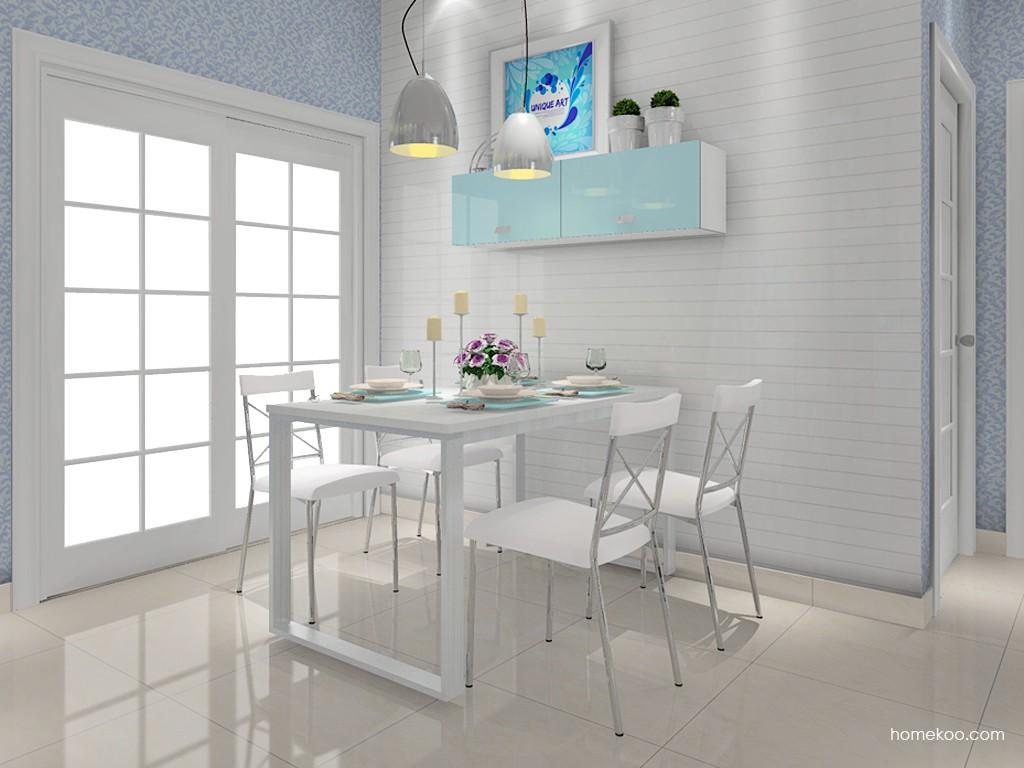 浪漫主义餐厅家具E11350
