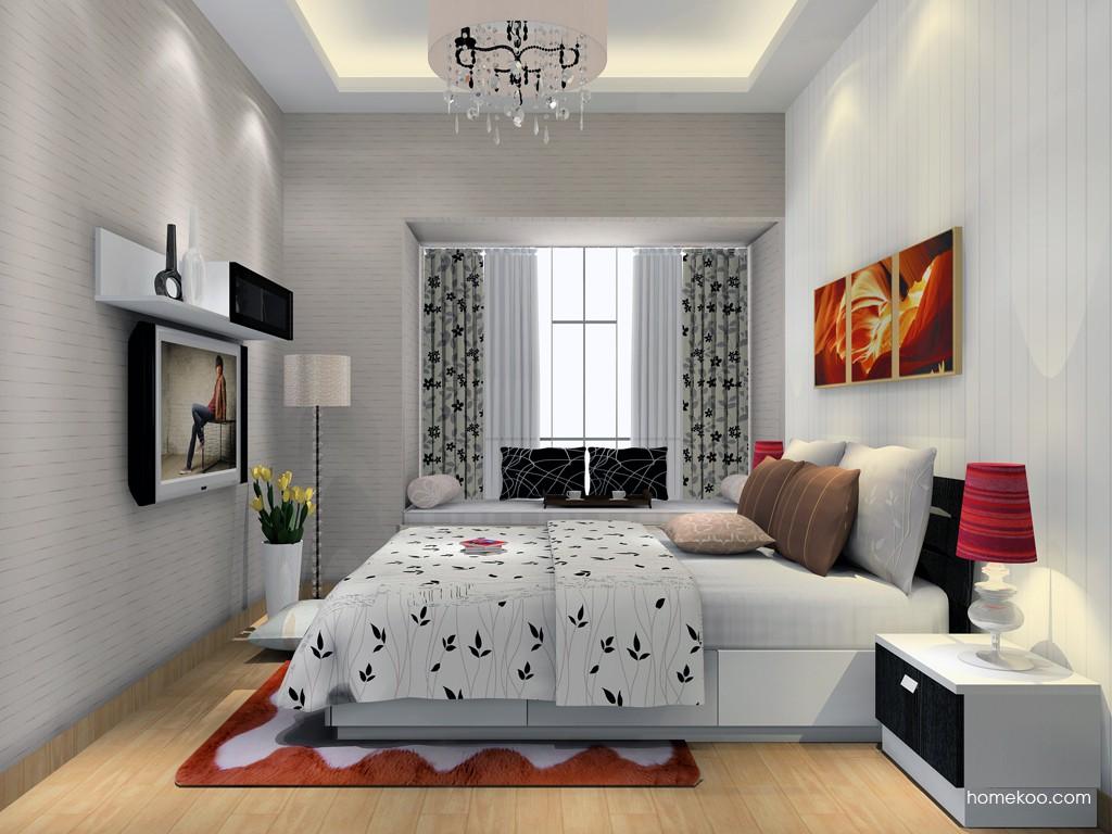 简约主义卧房家具A15494
