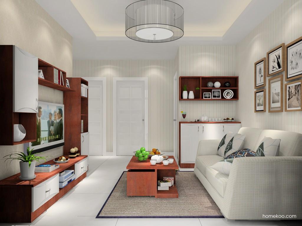 挪威月色客厅家具D14388