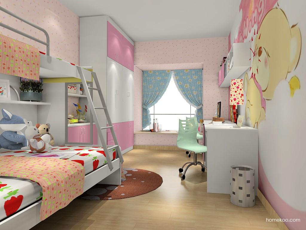 女孩的梦青少年房B15407