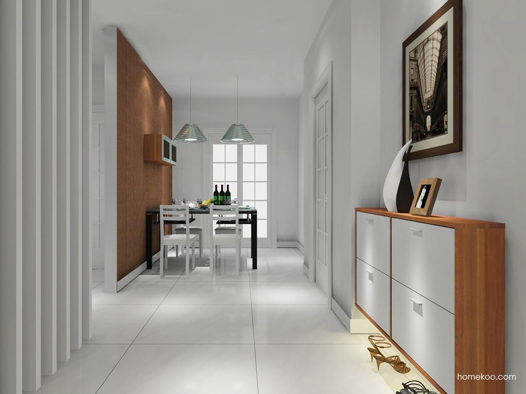 新实用主义餐厅家具E11358