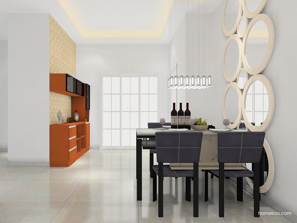 加州梦餐厅家具E11360