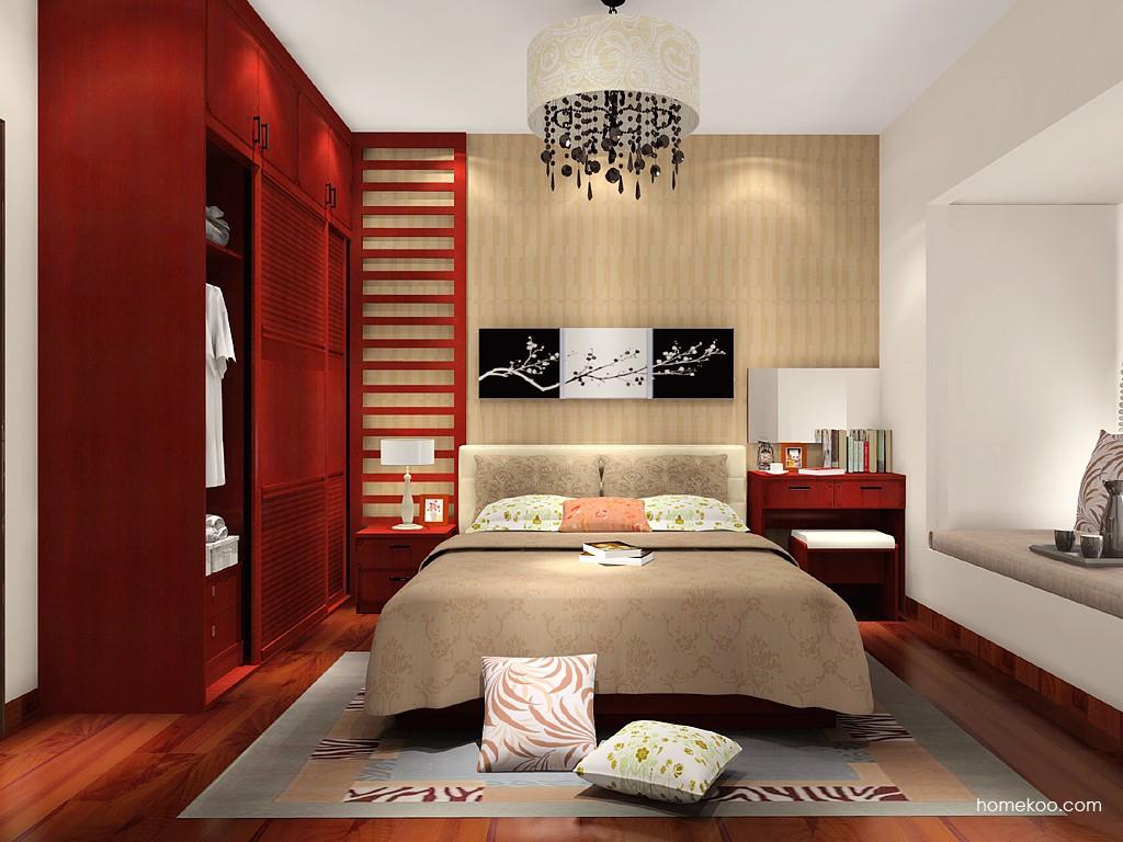中国韵卧房家具A15515