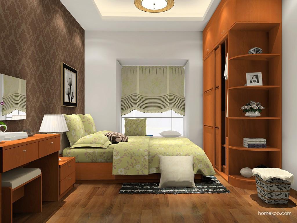 加州梦卧房家具A15524