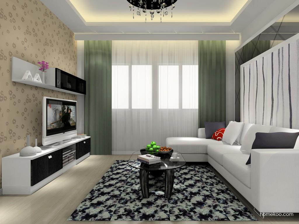 简约主义客厅家具D14410