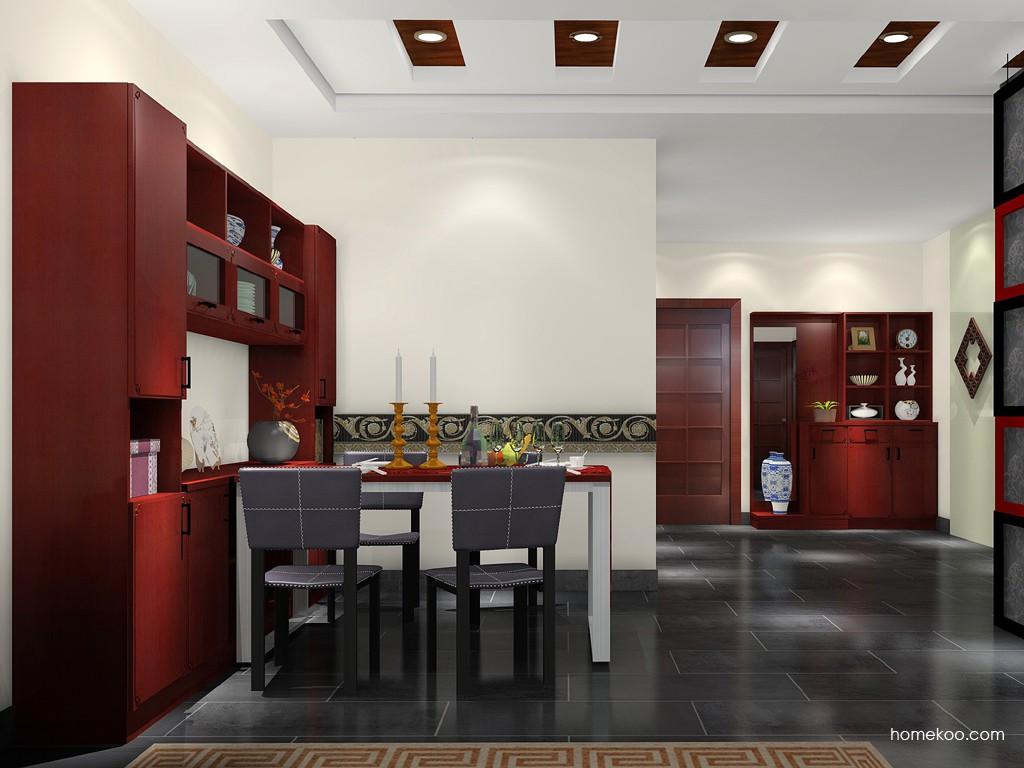 中国韵餐厅家具E11392