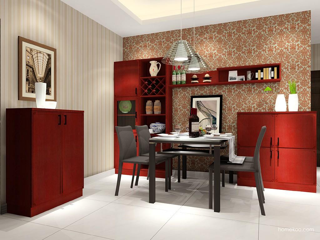 中国韵餐厅家具E11396