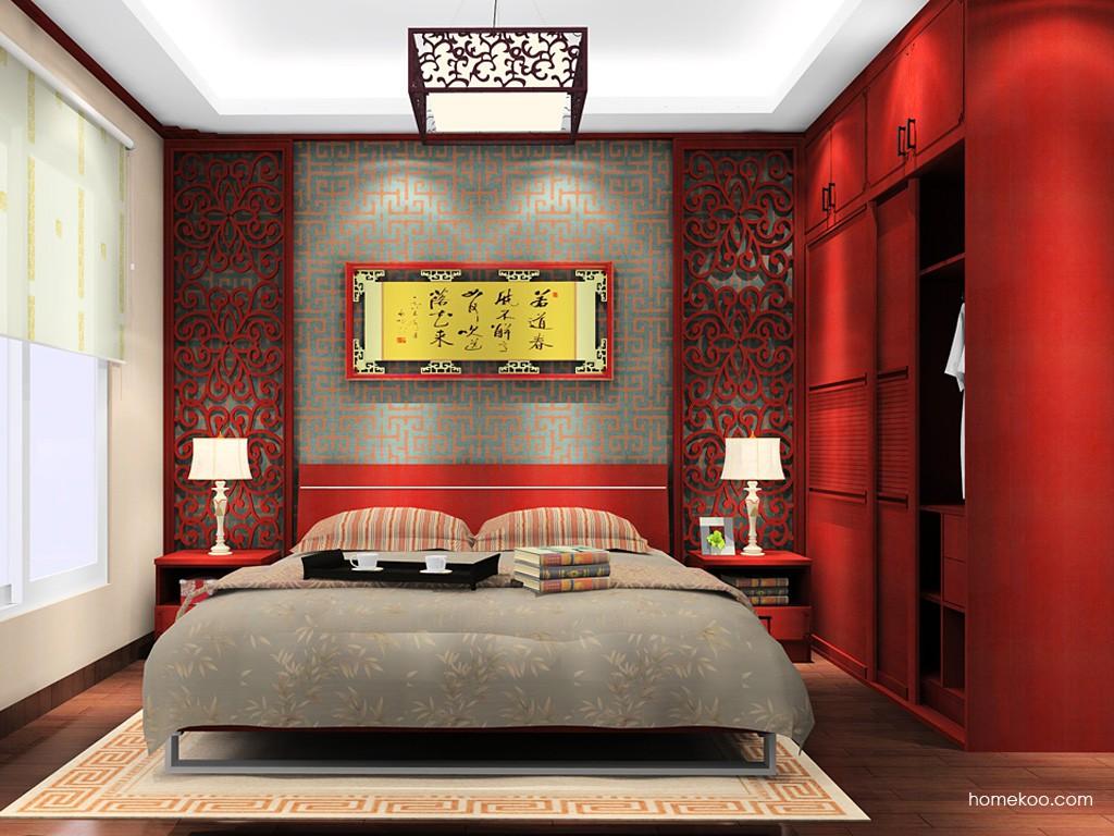 中国韵卧房家具A15585
