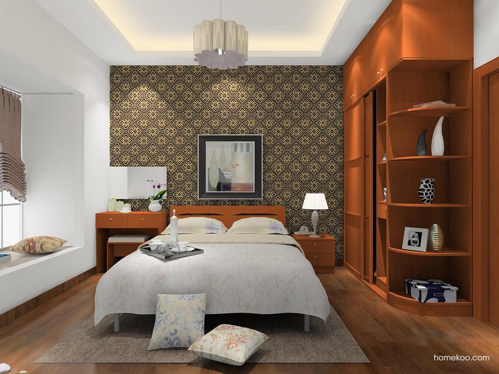 加州梦卧房家具A15576